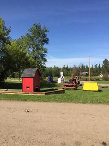 Secluded RV sites 30 min from Edmonton Strathcona County Edmonton Area image 7