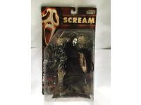 Scream and Dexter Figures