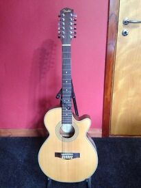 Fender 12 String Electric/Acoustic Guitar! £220