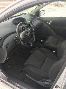 2004 Toyota Echo RS Berline