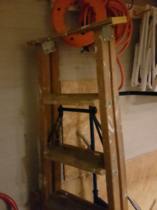 Ladders for sale! Great condition, light and strong