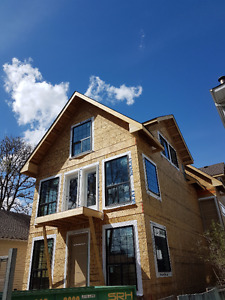 **OPEN HOUSE**CONTEMPORARY DESIGN**BRAND NEW**DOWNTOWN**