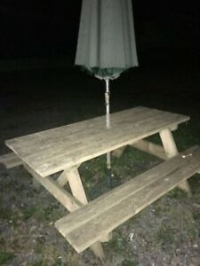 Groovy Picnic Table Buy Garden Patio And Outdoor Furniture Items Dailytribune Chair Design For Home Dailytribuneorg