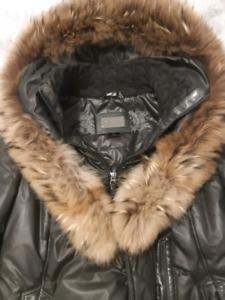 Mackage Winter Coat Black  Small