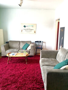 Cozy 2-bedroom apartment in St-Henri - Available December 1