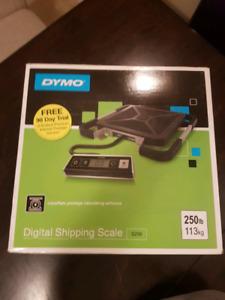 Dymo-Digital shipping scale