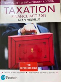 Taxation Finance Act 2018