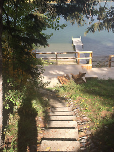 Lakefront Cabin to rent Skeleton Lake - Mewatha Beach AB
