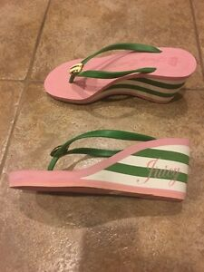 Juicy couture sandals London Ontario image 2