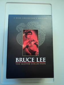 COLLECTION BRUCE LEE DVD COLLECTION