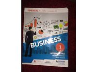 Business studies A level revision book