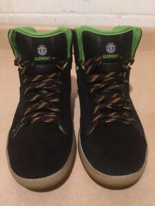 Men's Element High Top Shoes Size 10 London Ontario image 5