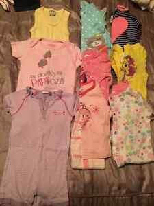 Like New! 17 Pieces! Adorable Baby Girl Clothes