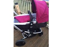 Mothercare expedior travel system from birth