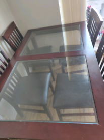 Wooden Dining table for sale - Burgess hill