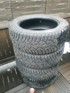 4 winter tires 205/55R16