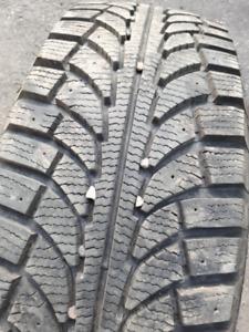 winter tires Champiro 235/65r18