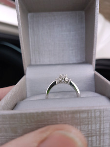 Engagement ring for Trade!