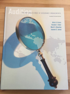 Auditing: The Art and Science of Assurance Engagements, 13th Ed