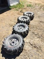Executioners tires on brute force rims