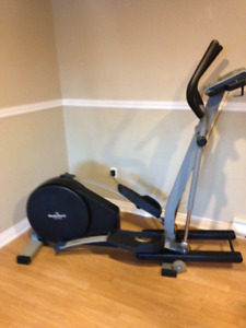 Nordic Track Elliptical.   will deliver and setup within HRM.