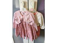 Cute 3-6 month designer dresses