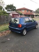 Volkswagen Polo 1999(wrecking) Bankstown Bankstown Area Preview
