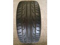 275/35/20 Dunlop 5mm+ part worn tyres