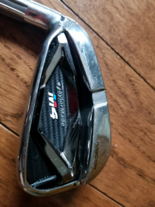Taylormade M4 irons  Left Hand