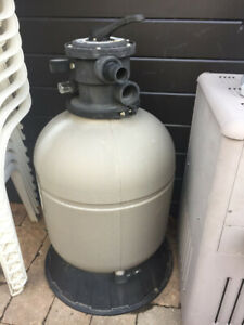 Hayward 18 inch pool sand filter