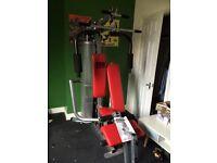 Quality Weight lifting machine .