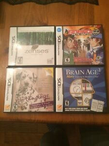Nintendo DS games  Peterborough Peterborough Area image 1