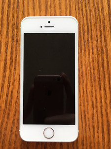 iPhone 5S, 16 GB through telus - Good condition!