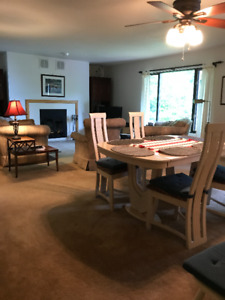 Lakeside. Fully Furnished. Calabogie Monthly Rental to June 28