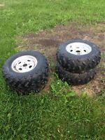 Grizzly stock tires