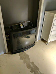 Older style big screen tv