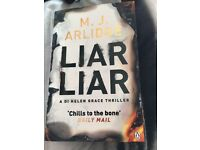 Liar liar book excellent condition