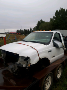 Parting out F350 XL cab