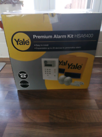 Yale House Alarm