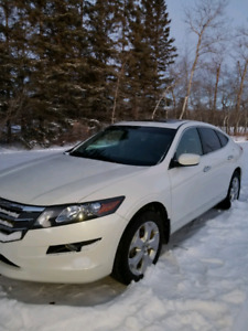 RARE 2010 HONDA ACCORD CROSSTOUR EXL AWD