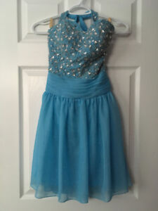 Party/Prom dress (short - size 2)