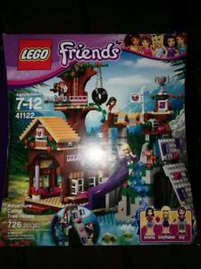 LEGO FRIENDS TREEHOUSE