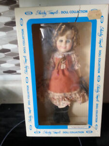 """12"""" Vintage Shirley Temple Doll 1982"""