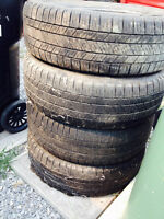 4 x Goodyear Eagle LS - All Season