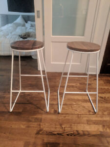 Quality Modern Barstools - counter height