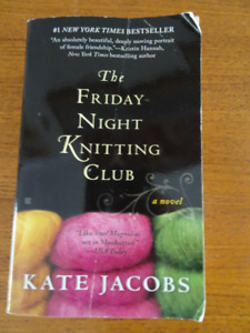 The Friday Night Knitting Club by Kate Jacobs - GUC Pocketbook
