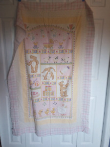 Incomplete baby quilts