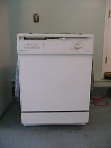 GE Built in dish washer