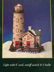 Porcelain Lighted Lighthouse Regina Regina Area image 5