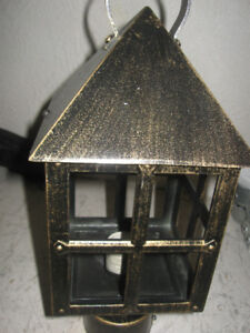 Outdoor Lantern with Post